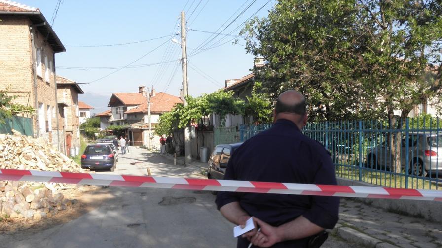 Полицай застреля мъж в Добринище