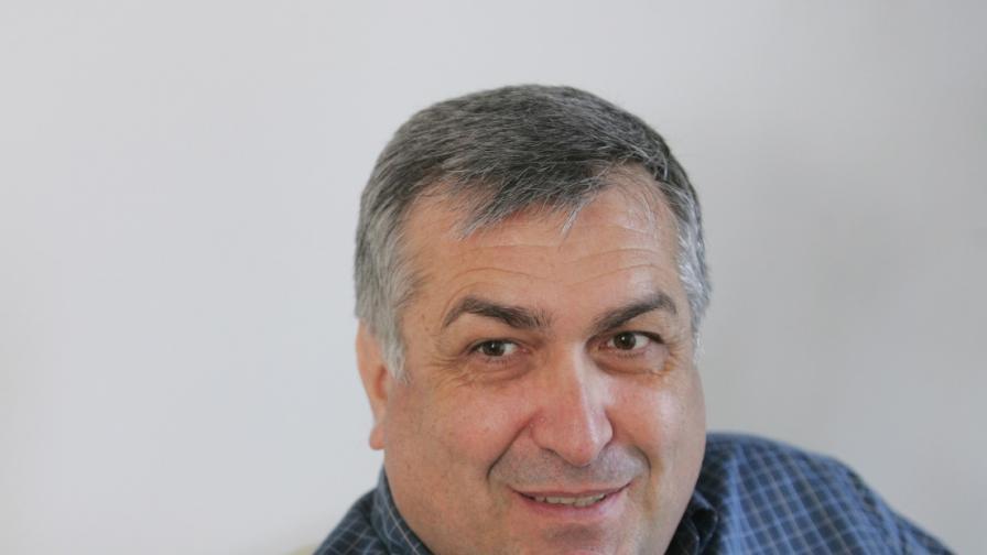 Професор Георги Близнашки
