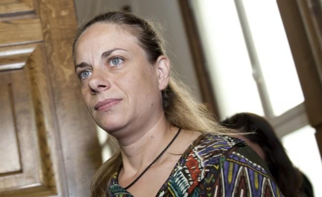 Прекратиха делото за екстрадиция на Гергана Червенкова