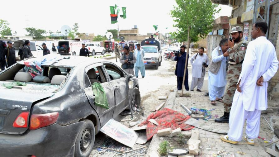Талибани освободиха над 200 затворници в Пакистан