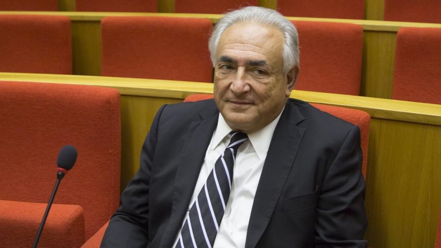 Строс-Кан става съветник в сръбското правителство?