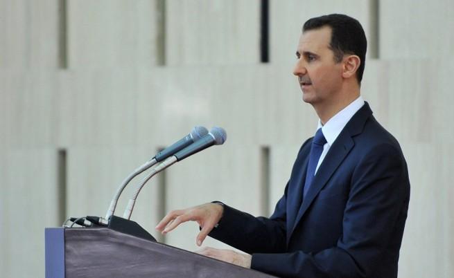 Асад: Това не е опозиция, това са терористи
