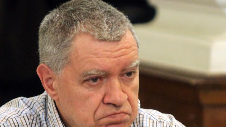 Проф. Константинов: Считайте оставката за подадена