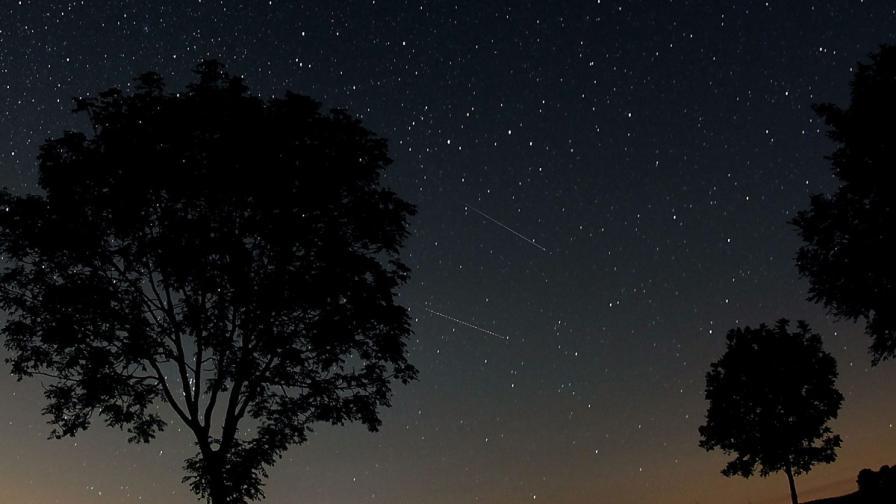 Кога и как да видим падащи звезди следващата седмица