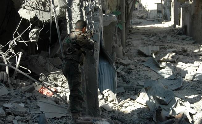 Иракският клон на