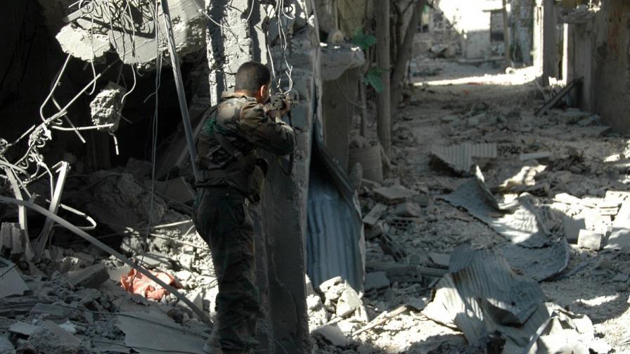 """""""Фигаро"""": Ако Башар Асад """"изчезне"""", може да започнат кланета между отделните общности в Сирия"""