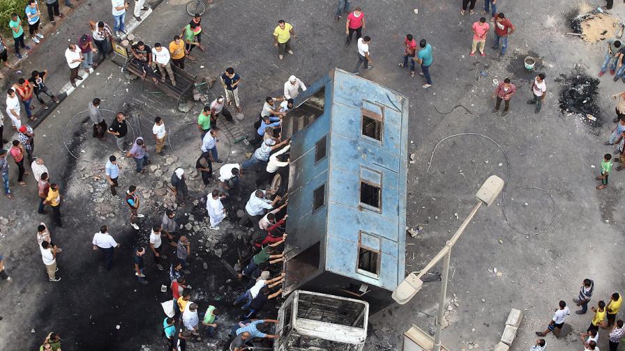 Въведоха извънредно положение в Египет