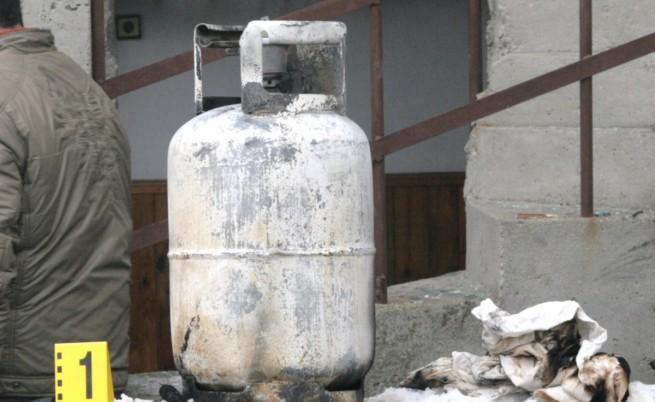 Газова бутилка гръмна в сервиз в Айтос и рани шестима