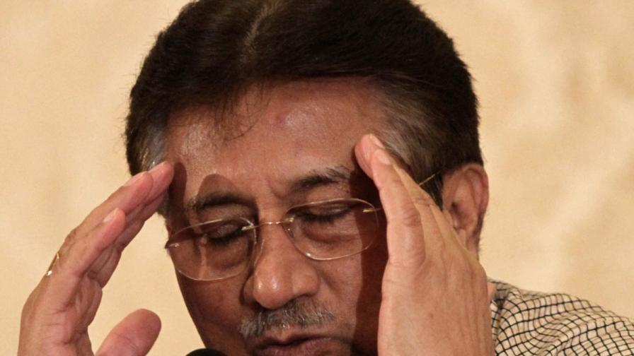 Обвиниха Мушараф за убийството Беназир Бхуто
