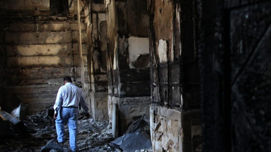 Египет: Бандити опразнили музей заради размириците
