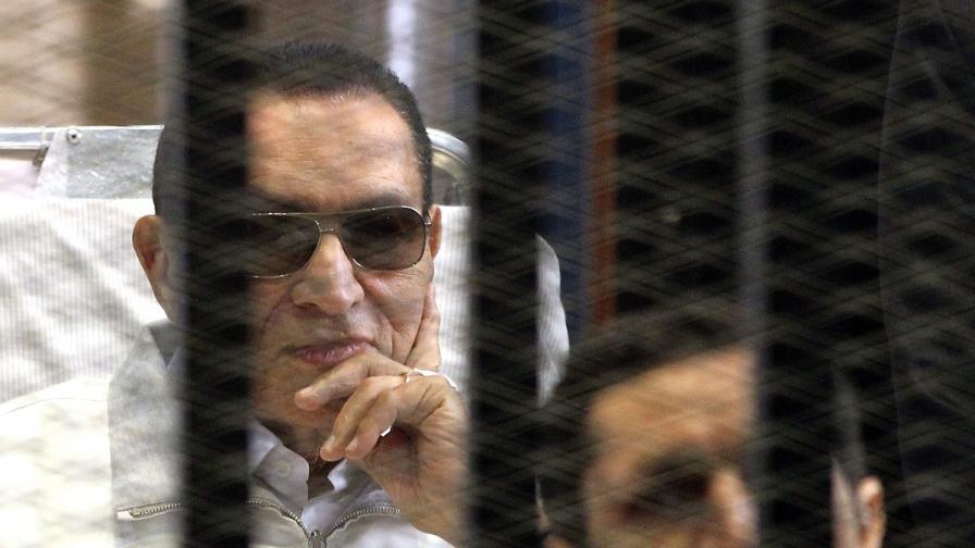 Египетски съд нареди Мубарак да бъде освободен