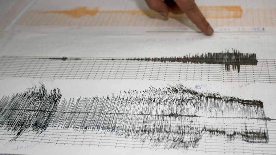 Трус с магнитуд 5,3 е регистриран в Гърция