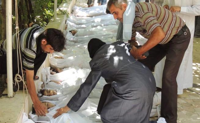 Сирия: Отровен газ ли е било и кой го е пуснал?