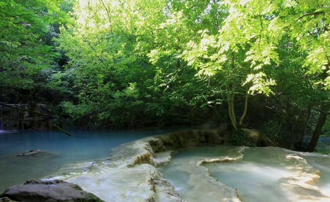 Удивителните Крушунски водопади