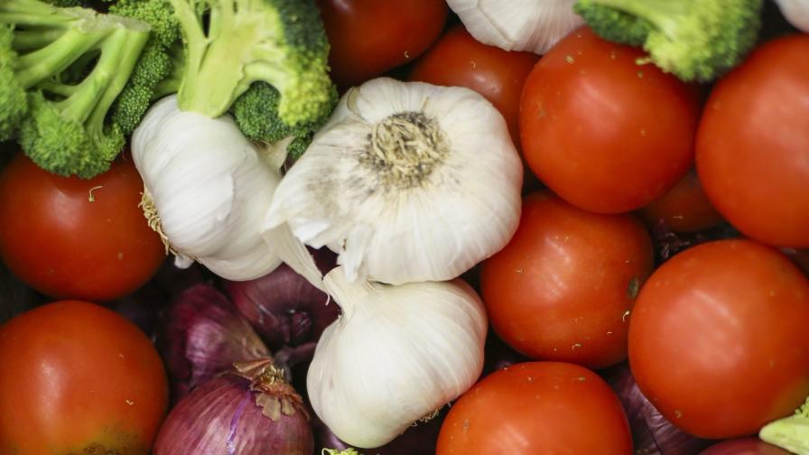 Зеленчуците предпазват от рак на пикочния мехур
