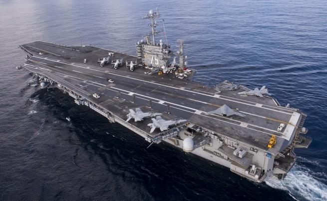 Лондон, Вашингтон, Париж и Москва предислоцират военна техника