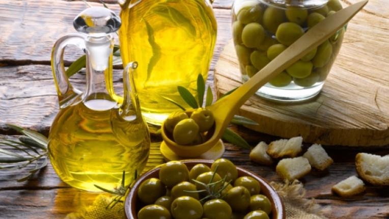 маслини зехтин
