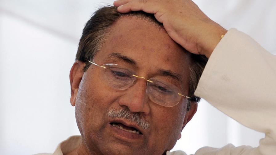Обвиниха Мушараф за още едно убийство