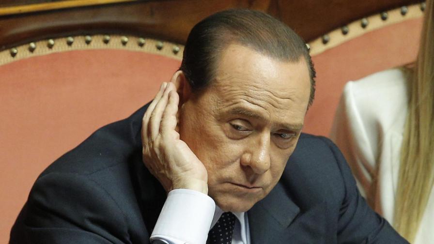 Берлускони се продал на мафията през 1974 г.