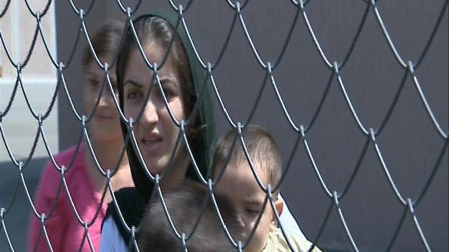 319 нелегално преминаващи границата задържани за 5 дни