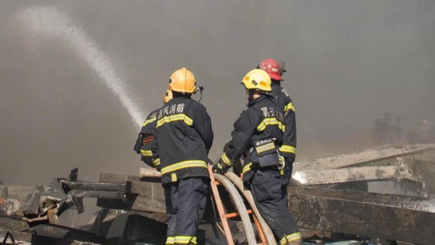 Взрив край начално училище в Китай рани 34 души
