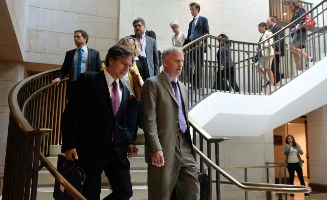 Конгресът отложи планираното гласуване по проекторезолюцията за Сирия