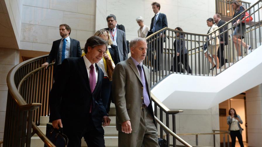 Конгресът отложи планираното гласуване за Сирия