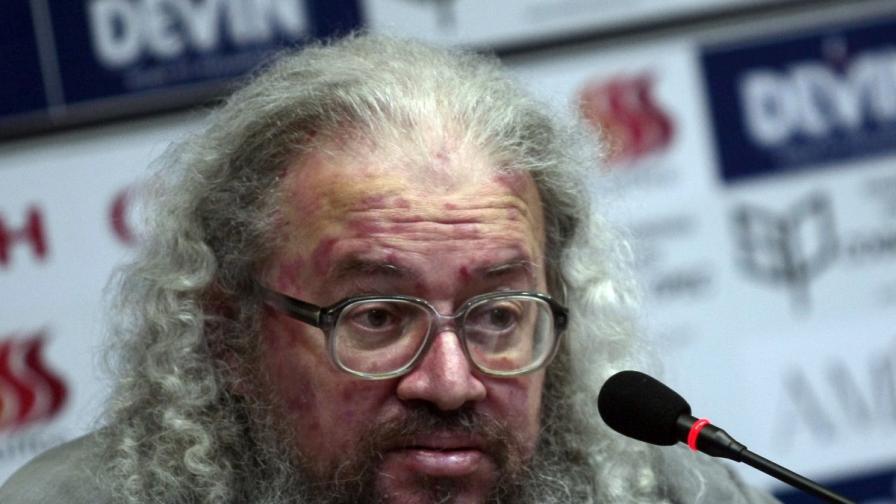 Николай Колев – Босия е с отнета шофьорска книжка
