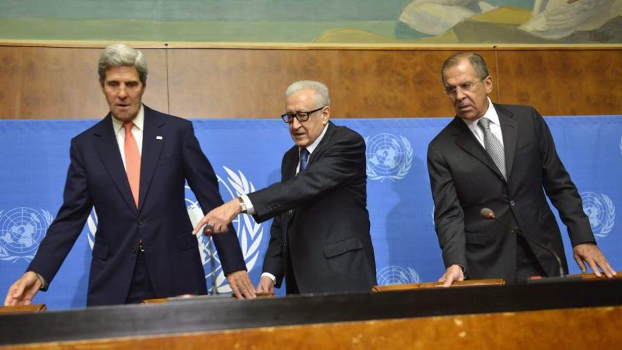 Русия и САЩ се договориха за химическите оръжия в Сирия
