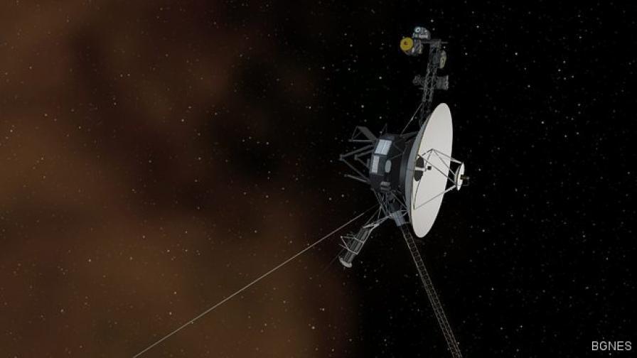 """""""Вояджър 1"""" напусна Слънчевата система"""