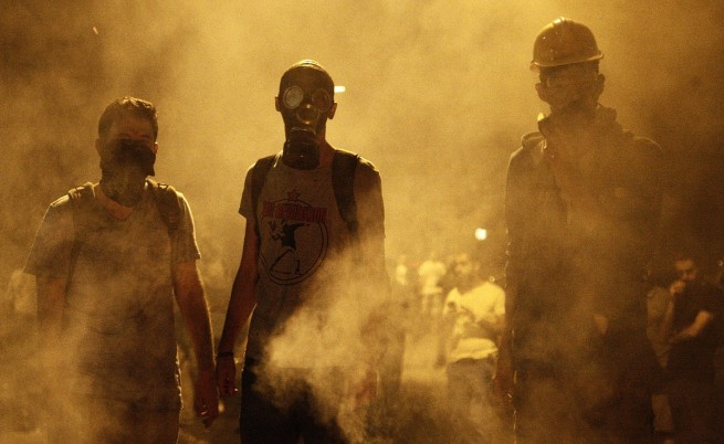 36 демонстранти в Турция обвинени в тероризъм
