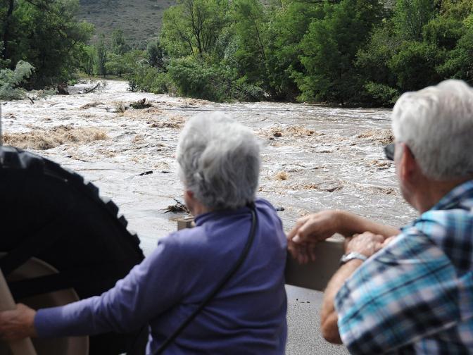 колорадо наводнение