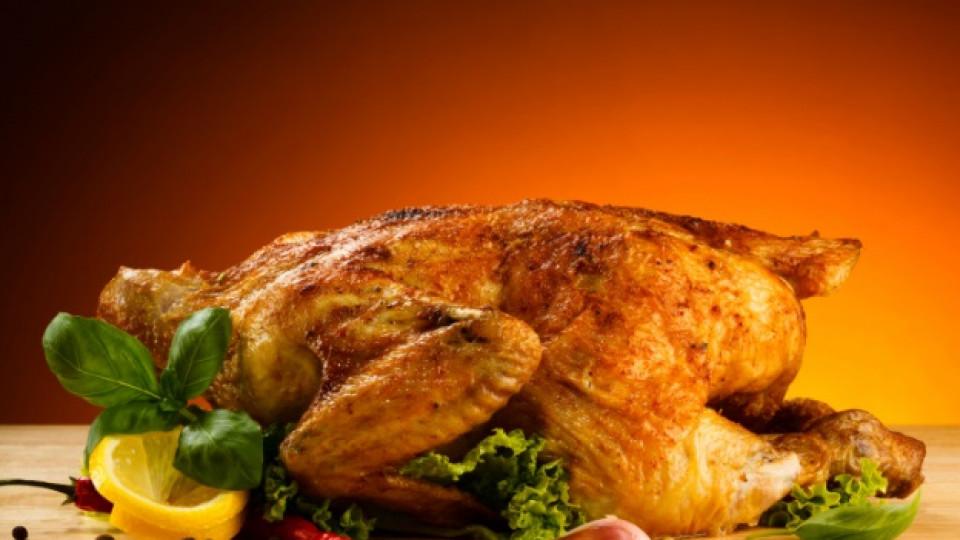 Колко време се пече пиле