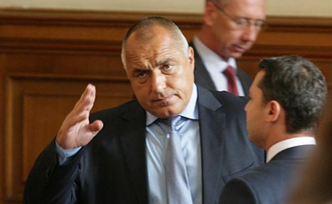Бойко Борисов: Трябват нови лица