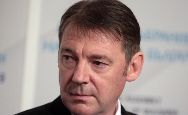 И шефът на ДАНС Писанчев подаде оставка