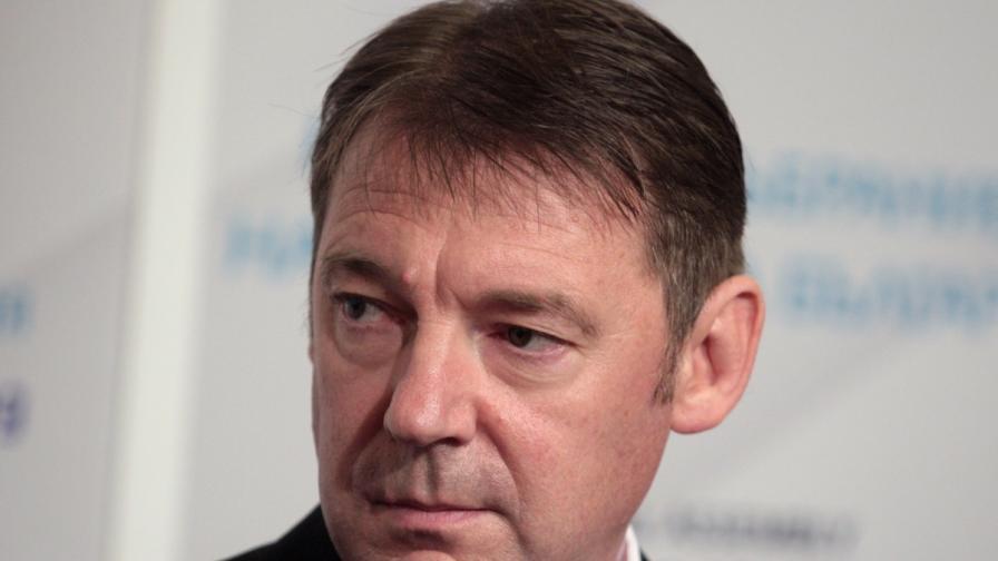 Председателят на ДАНС Владимир Писанчев