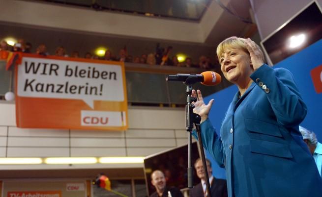 Ангела Меркел - кралица в Германия и хулена в Европа царица