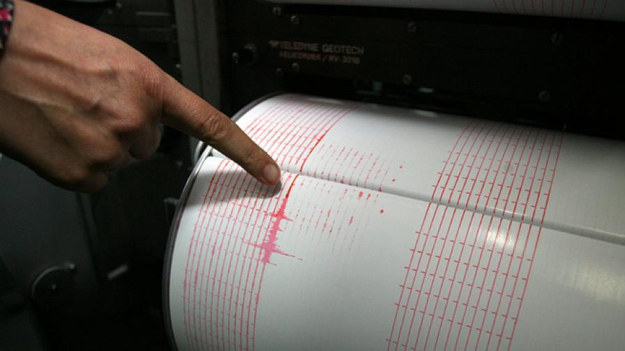 Земетресение край Шумен, 3.0 по Рихтер