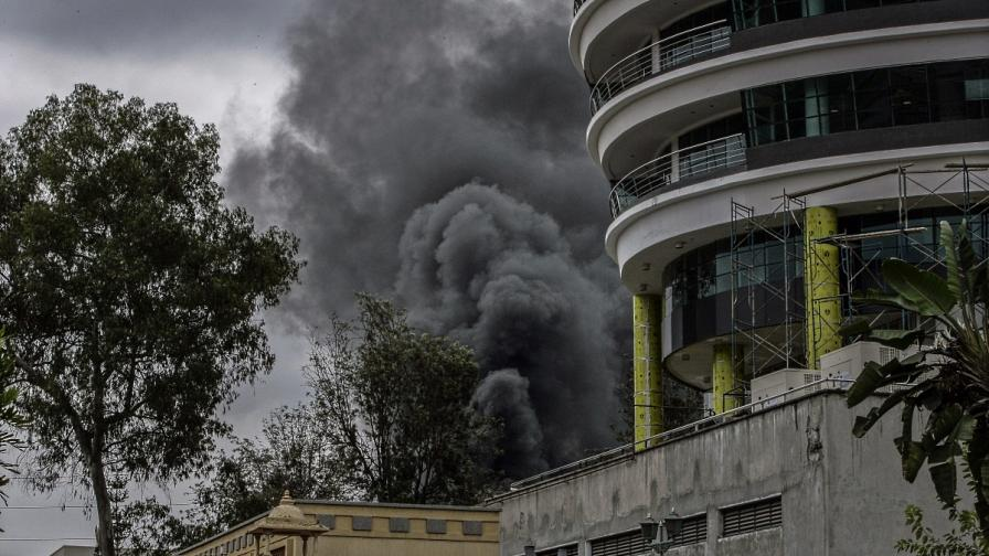 """""""Аш Шабаб"""": Още държим заложници в Найроби"""