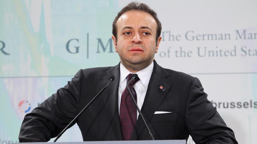 Турция критикува решението на ЕСПЧ за визите в ЕС