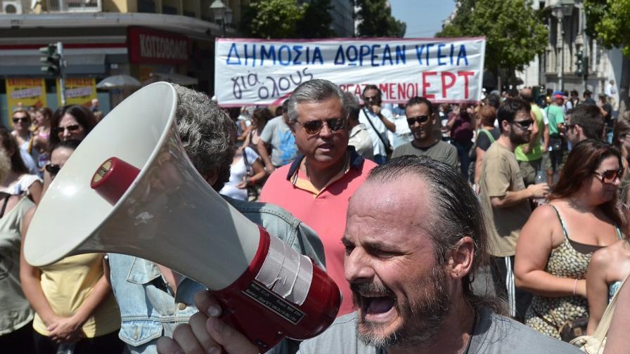 Гръцки министър: Няма да издържим повече икономии