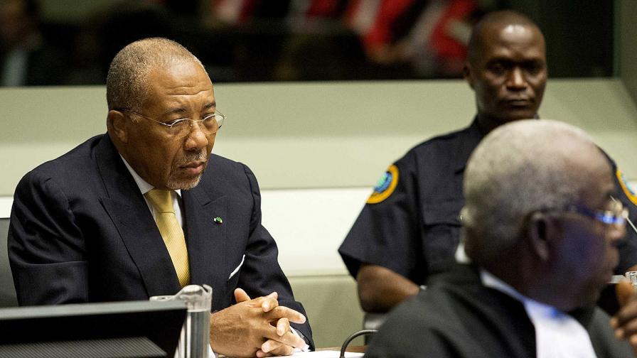 Потвърдиха присъдата на бившия либерийски президент Чарлз Тейлър