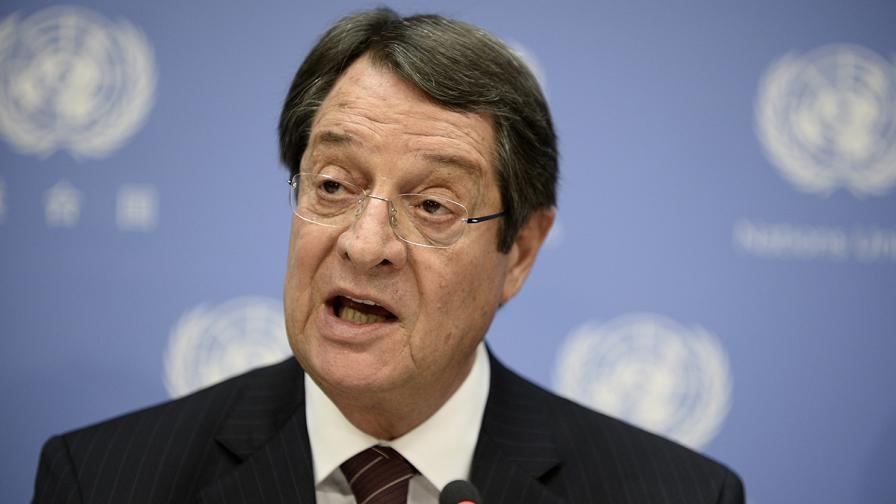 Кипър към Турция: Членство в ЕС срещу един град