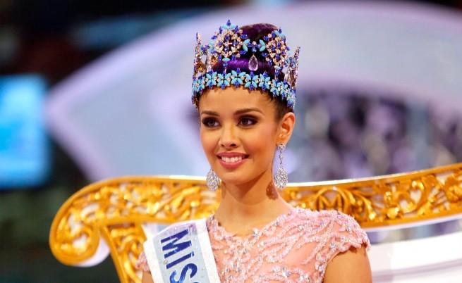 Филипинка е Мис Свят 2013