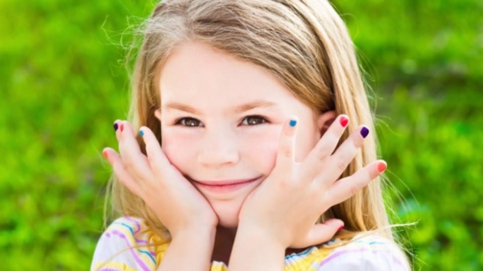 Да поговорим за детските нокти