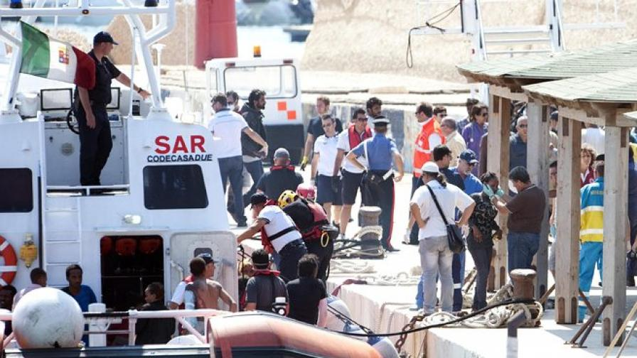 Ново корабокрушение край Лампедуза, 50 жертви