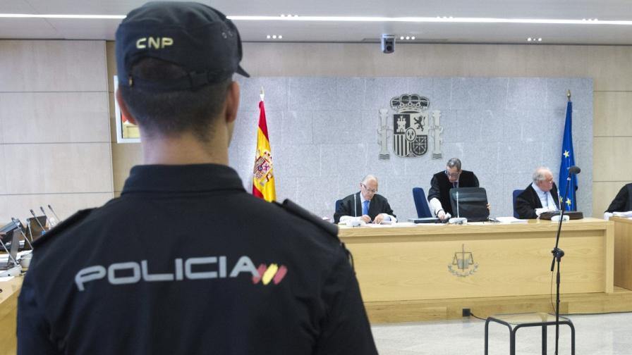 Над 50 осъдени в най-голямото дело за корупция в Испания
