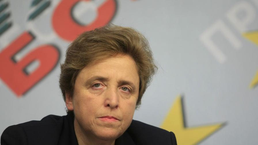 Дора Янкова: Ние нямаме право на абдикация