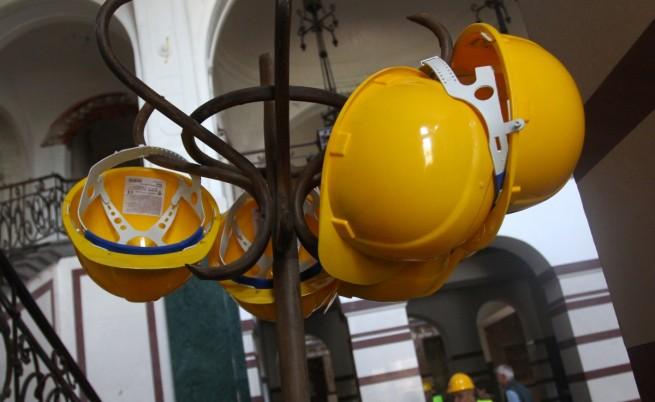 Строители чакат 2 млрд. лв. за свършена работа по европроекти