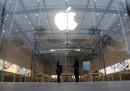 """Криза в """"Епъл"""": Акциите се сринаха"""